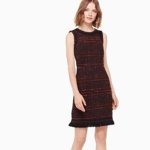NWT Kate Spade Tweed dress